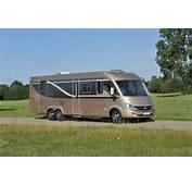 Camping Car Int&233gral BURSTNER Eleg  Magazine