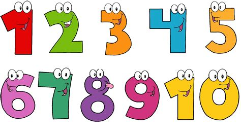 numbers clipart 1 to 10 numbers png transparent images png all