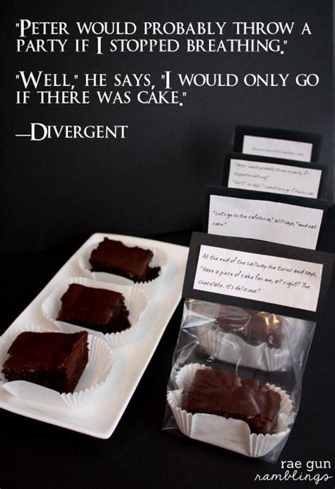 printable divergent quotes dauntless chocolate cake recipe and free divergent quote