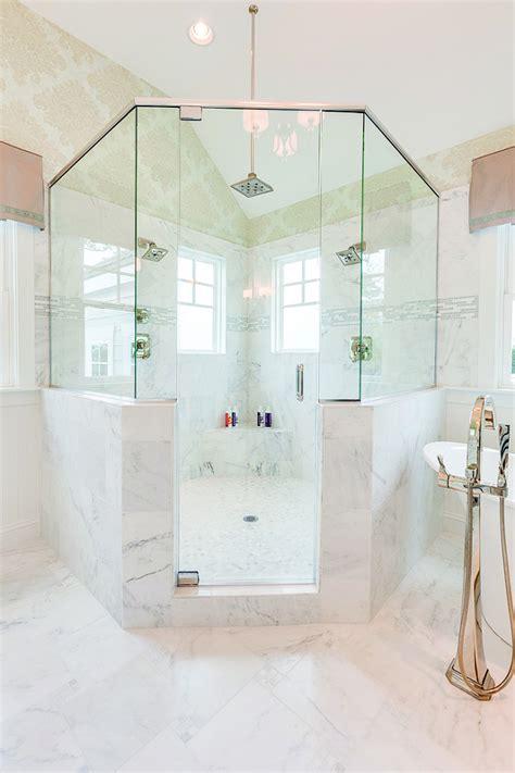 Corner Shower Bathroom Designs Corner Shower Bathroom Designs