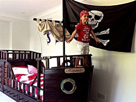 pirate bed custom made pirate ship adventure bed by isaac hirst fine