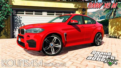 mod gta 5 bmw x6 gta 5 bmw x6 m youtube