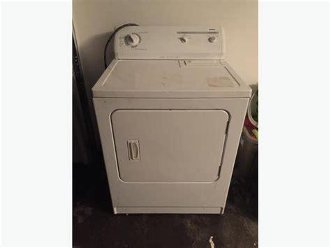 dryer kenmore series 110 works excellently saanich