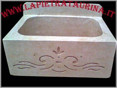 lavelli da esterno in cemento lavelli in pietra lavelli da incasso lavabo per esterno