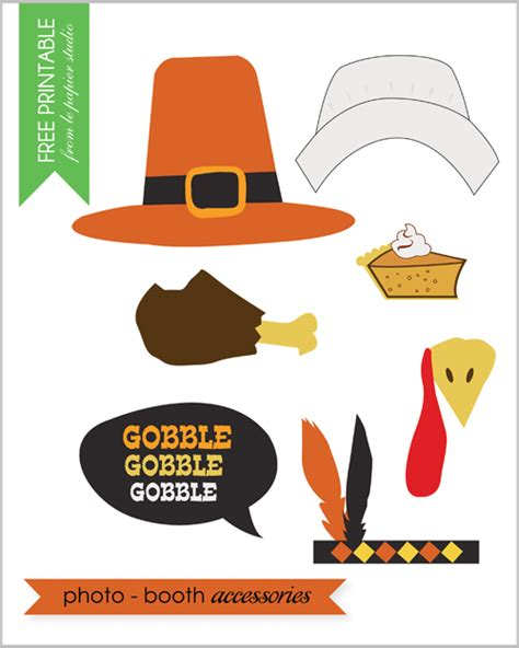 thanksgiving photo booth props free printable thanksgiving photo props so pinpoint