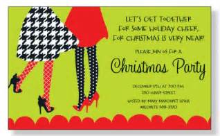 christmas party invitation ideas best christmas party