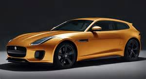Ff Shooting Brake Jaguar F Type Shooting Brake Would Make A Serious