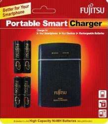 Powerbank Fujitsu 1900 Mah fujitsu 2450 mah battery charger powerbank sgcamerastore professional photography