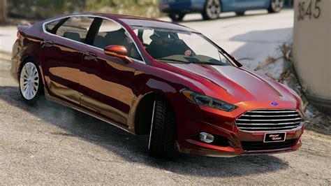 2015 Ford Fusion Titanium by 2015 Ford Fusion Titanium Gta5 Mods