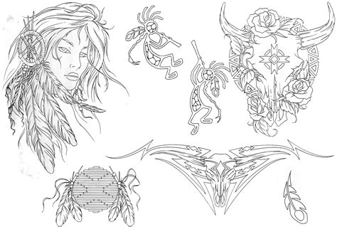 tattoo flash lines pin flash art sets includes 6 pages with lines chicano