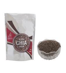 Organic Black Chia Seed 500 Gram chia seed in hyderabad price mandi rates from