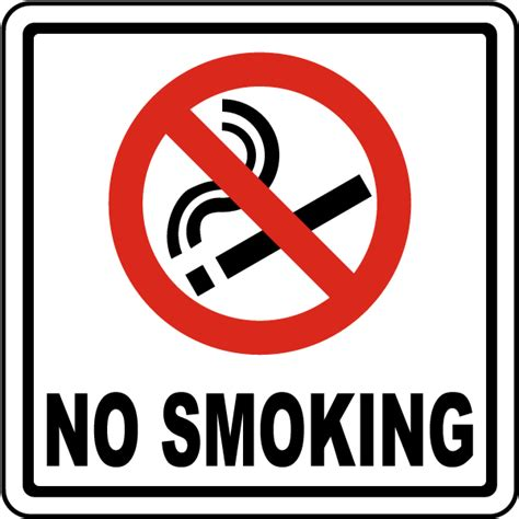 no smoking sign ai no smoking symbol sign by safetysign com