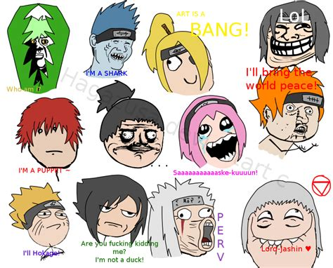 Meme Naruto - the gallery for gt naruto meme