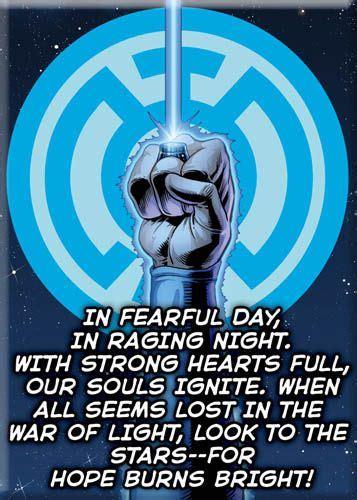 blue lantern oath blue lantern oath of quotes blue