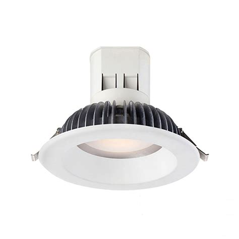envirolite 6 in bright white led easy up 93 cri recessed