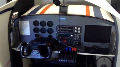flight sim plans and materials