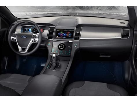 2013 Ford Taurus Limited Interior by 2013 Ford Taurus 4dr Sdn Se Fwd Specs And Features U S