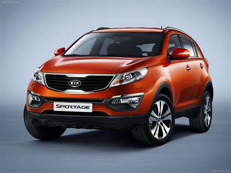 kia sportage exclusive stills  photogallery