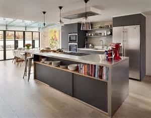 Home Design With Open Kitchen by Open Plan Kitchen Design Dgmagnets Com
