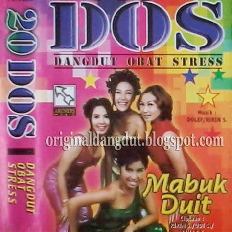 albun obat ni stress vol 2 dos dangdut obat stress 2000 original dangdut
