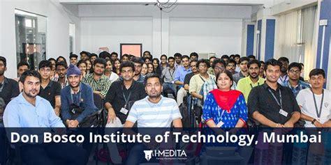 Don Bosco Institute Of Technology Mumbai Mba by An Industrial Visit By Don Bosco Institute Of Technology