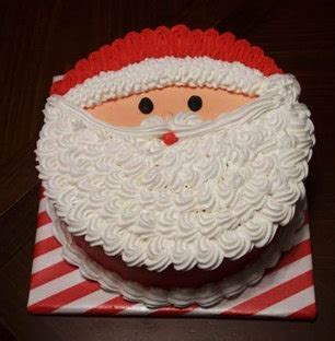 Send Christmas Santa Cake Online in India at Indiagift.in