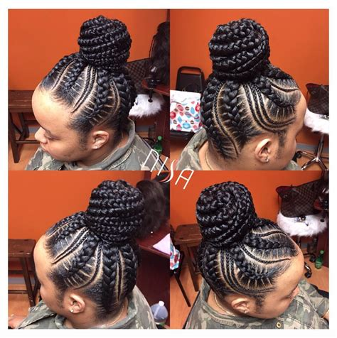 nice cornroll hair styes for an oval face nice braids by nisaraye read the article here http