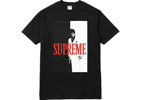 supreme t shirt sale buy supreme scarface t shirt affordable t shirt