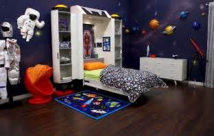 12 in decorating kids bedrooms for little astronauts theme beds