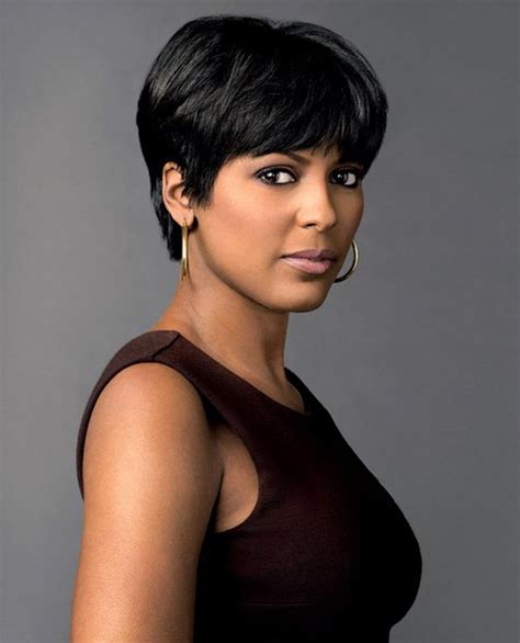 short hairstyles for women over 60 front and back view popular short hairstyles for black women over 40 pic