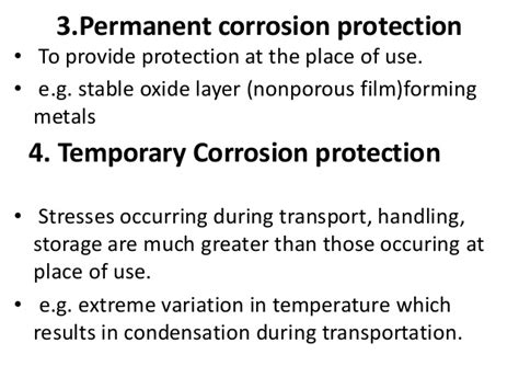 Corrosion In Systems For Storage And Transportation metal corrosion and its prevention