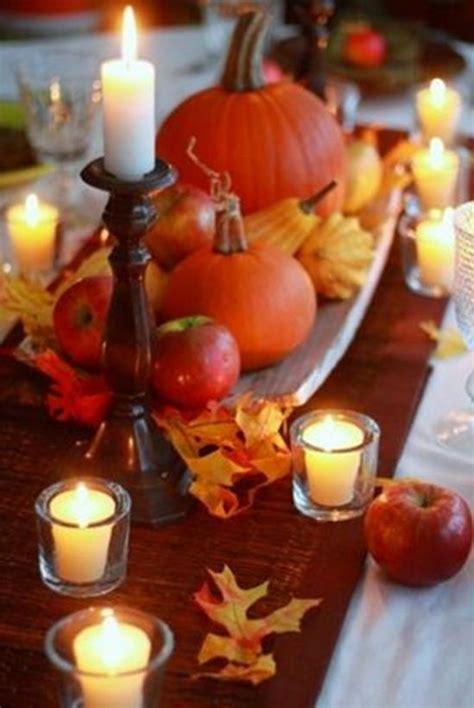 ideas para decorar la mesa en thanksgiving centros de mesa para oto 241 o f 225 ciles decoraci 243 n