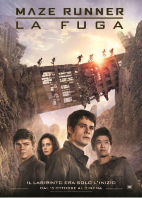 film maze runner la fuga trailer nuovo trailer italiano per maze runner la fuga
