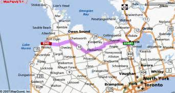 map of barrie ontario canada barrie map