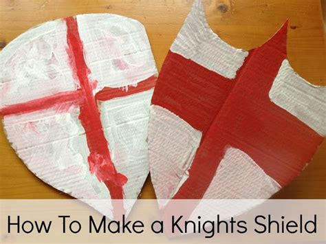 How To Make A Paper Shield Easy - the 240 best images about beavers st george the