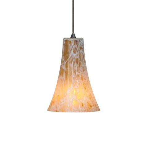 Lbl Lighting Mini Indulgent 1 Light Bronze Xenon Mini Lbl Pendant Lights