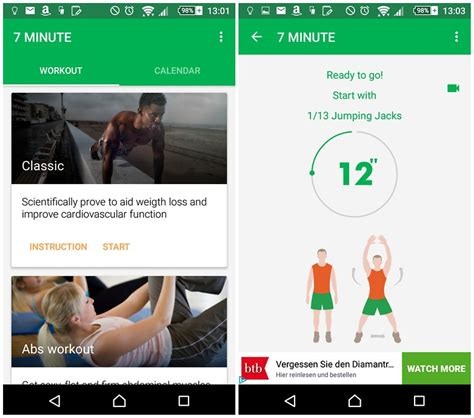 best android workout app best android health and fitness apps stay on track androidpit