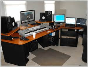 recording studio desk pictures diy home recording studio home design photos