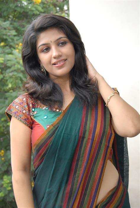 south actress wife actress supriya latest photo shoot in saree photos funrahi