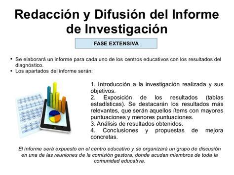 programa de investigacin y difusin la educacin proyecto de tesis doctoral quot la evaluaci 243 n de centros
