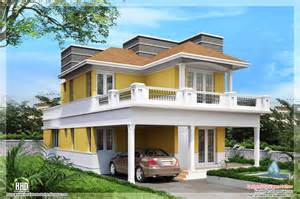 Single Bedroom House Plans Indian Style 14 beautiful villa elevations kerala home design and