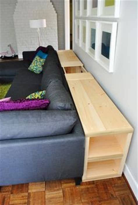 behind the sofa storage behind couch on pinterest bar behind couch bar tables