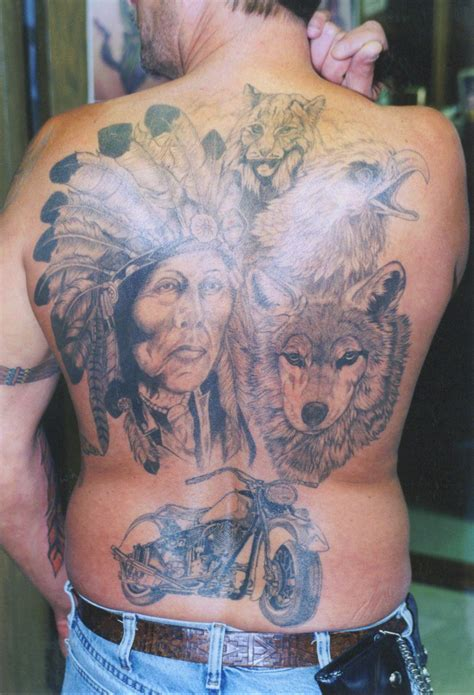 red indian tattoo designs for men traditional studio design gallery