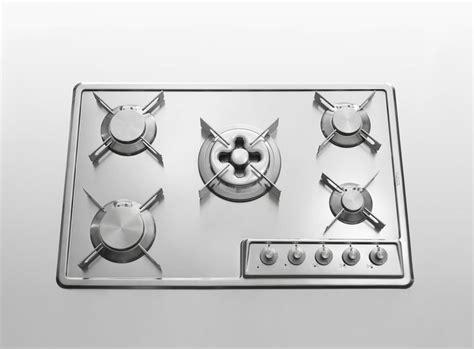 piani cottura inox piano cottura da incasso in acciaio inox piano cottura da