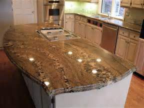 kitchen island with granite don t leave countertops for last fandos granite countertops