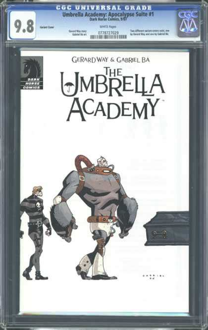 The Umbrella Academy Vol 1 pattern umbrella academy vo colourlovers