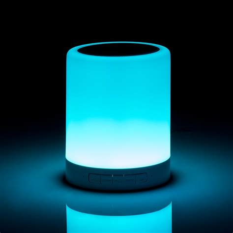 color changing speaker colour changing bluetooth speaker with touch l the