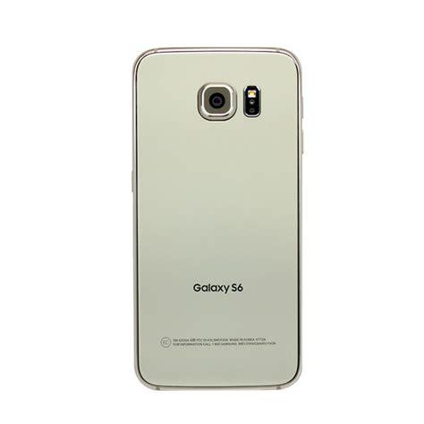 samsung galaxy s6 sm g920v 32gb for verizon sapphire gold white ebay