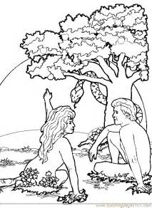 bible story coloring pages adam animals coloring pages