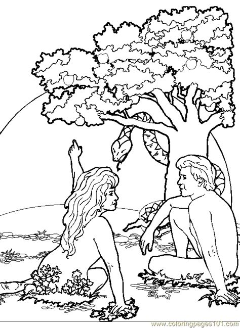 coloring book pages bible stories adam animals coloring pages